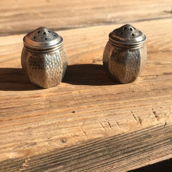 Vintage Other - Vintage salt and pepper shakers